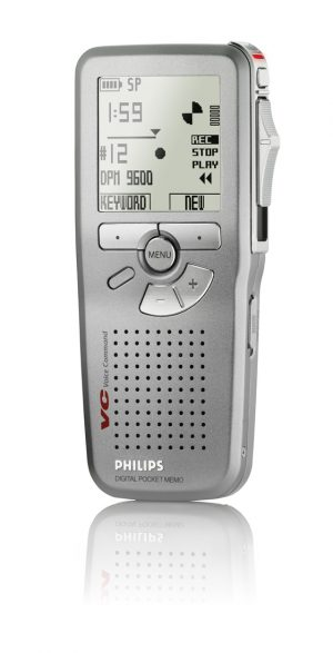 Philips LFH9600 Digital Dictation Pocket Memo