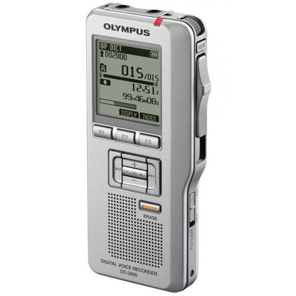 Olympus DS-2800 Digital Voice Recorder -0