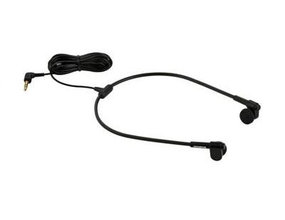 Olympus E62 Deluxe Stereo Transcription Headset (E62)-0