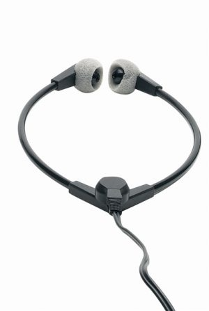 Philips 233 Stereo Transcription Style Headset (LFH233) -0