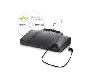 Philips 7277 SpeechExec Pro Digital Transcription Kit (LFH7277)-0