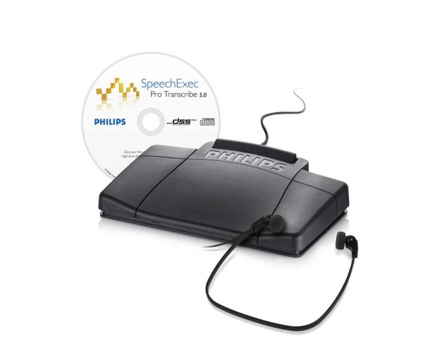 Philips 7277 SpeechExec Pro Digital Transcription Kit (LFH7277)-0