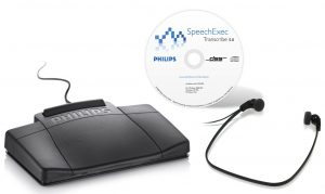 Philips 7177 SpeechExec Digital Transcription Kit (LFH7177)-0