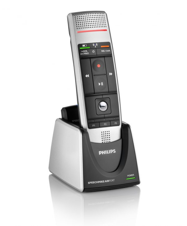 Philips 3000 SpeechMike 3 Air Wireless (LFH3000) -0