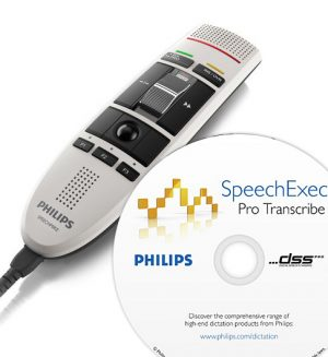 Philips 3215 SpeechMike 3 Classic USB Microphone (LFH3215)-0