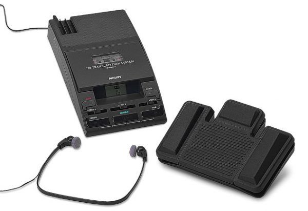 Philips LFH720 Transcriber Kit (Reconditioned)-0