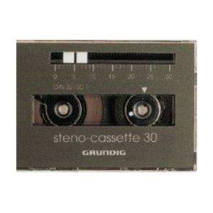 Grundig GD670 Steno Cassette (5pk) -0