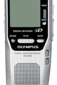 Olympus DS-2300 Digital Voice Recorder (Reconditioned)-0