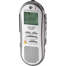 Olympus DS-660 Voice Recorder (Reconditioned)-0