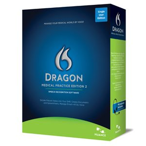 Dragon NaturallySpeaking 12 Professional - Medical Practice Edition-0